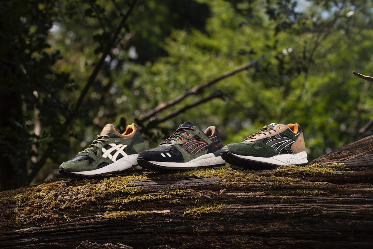 Asics WINTER TRAIL PACK I